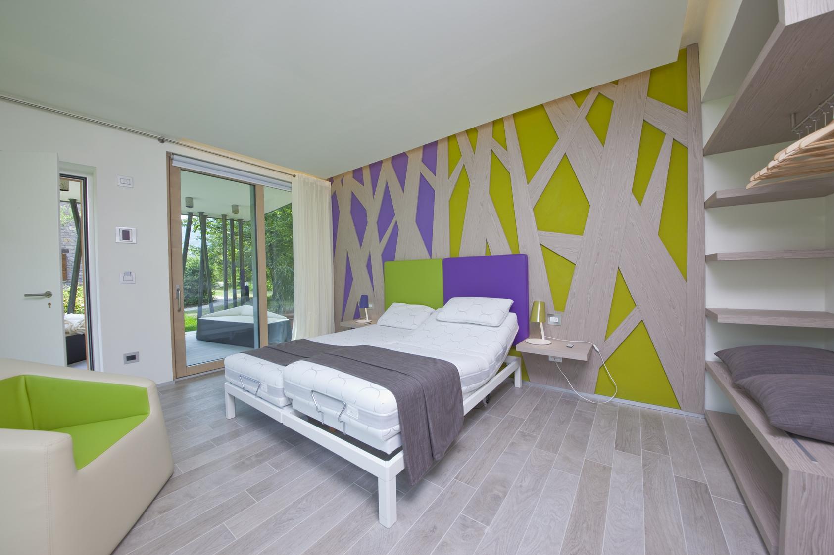 La funzionalit delle camere d 39 hotel for Design hotel schweiz