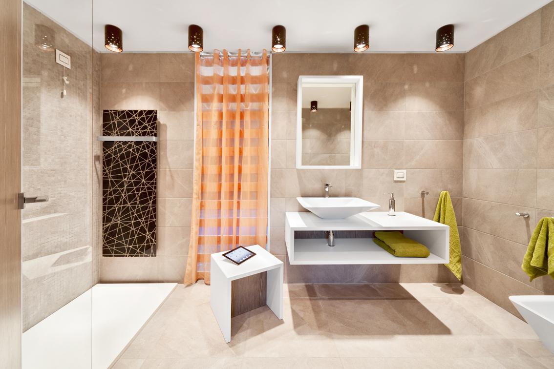Bagno d hotel o iconografia del relax
