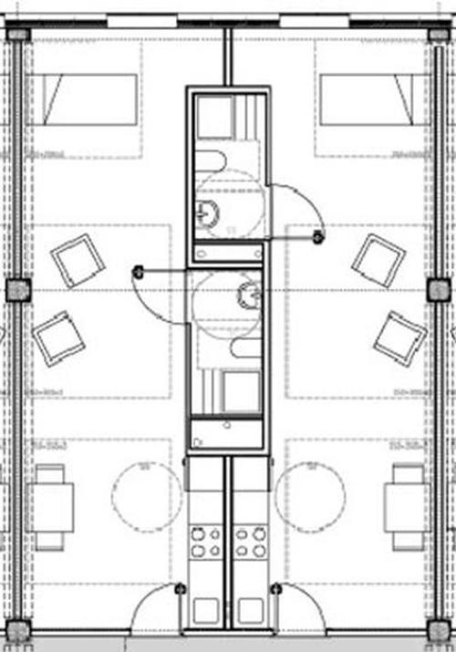 Progetto camera con bagno dz56 regardsdefemmes for Progettare una camera da letto