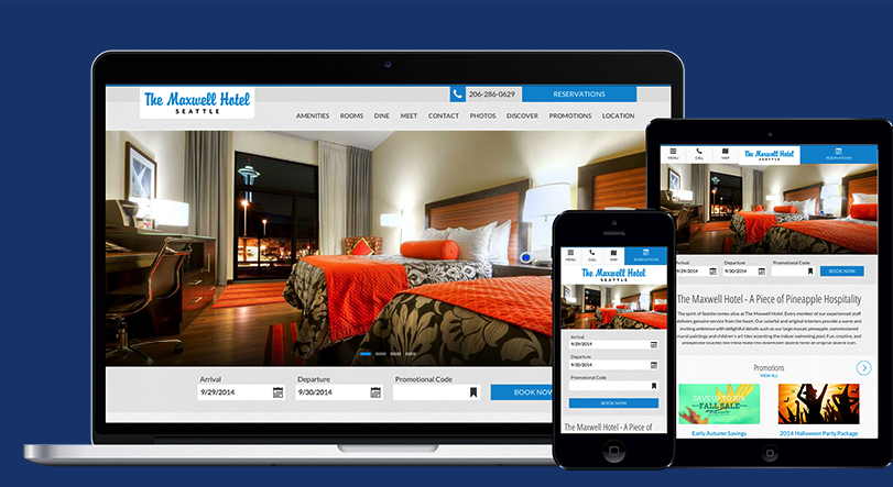 BookingSuite e Sito Web