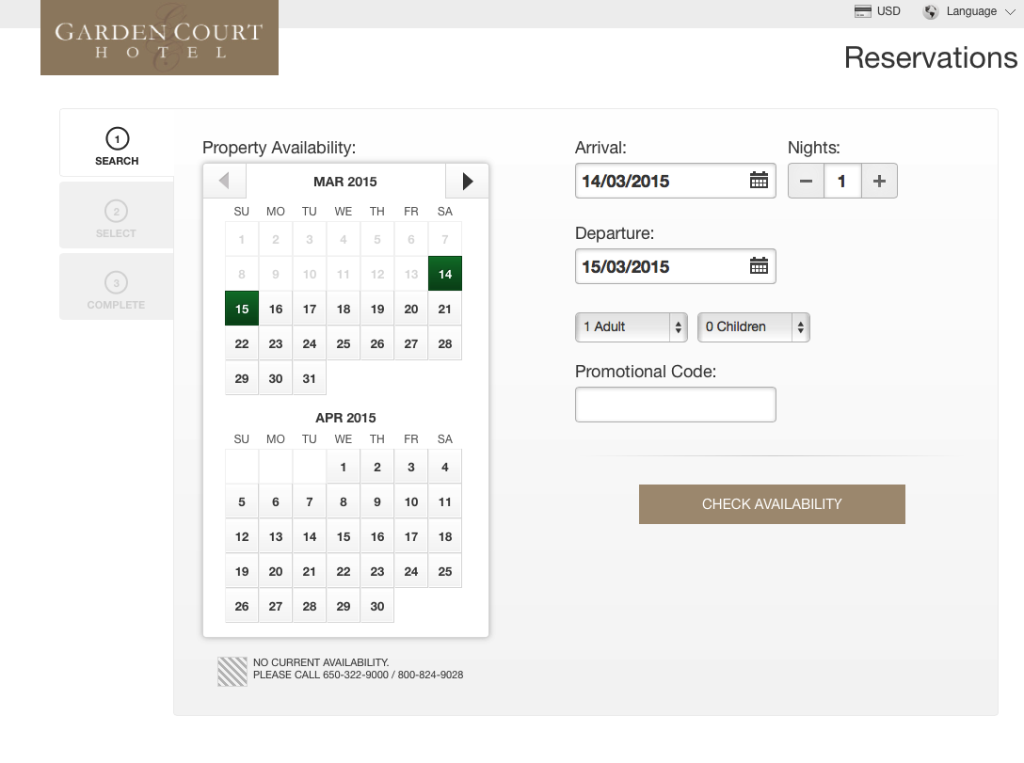 BookingSuite e il sito web dell'hotel