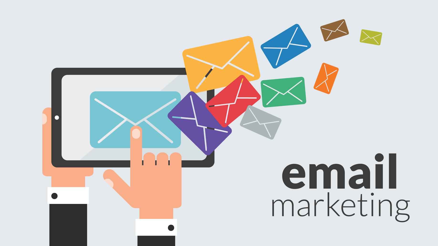 Email inviate da PMS