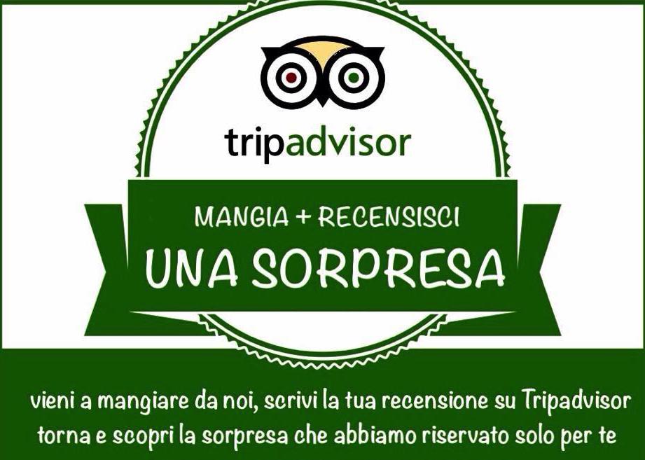 Richiesta di Feedback su TripAdvisor