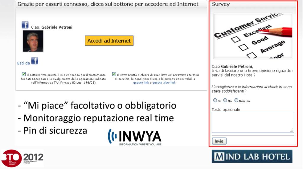 I sondaggi on line e la reputazione