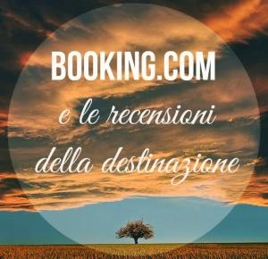 Booking.com e le recensioni della destinazione
