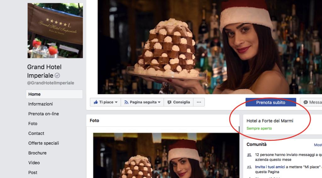 Sparite le recensioni di Facebook