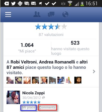 facebook hotel