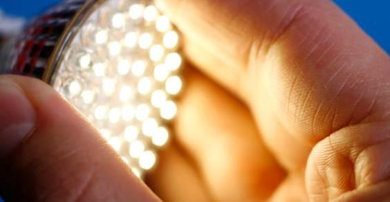 La tecnologia LED in Hotel