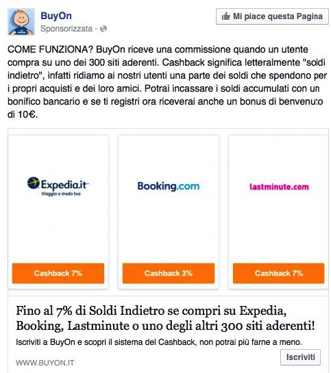 Convenienza a prenotare da Booking.com
