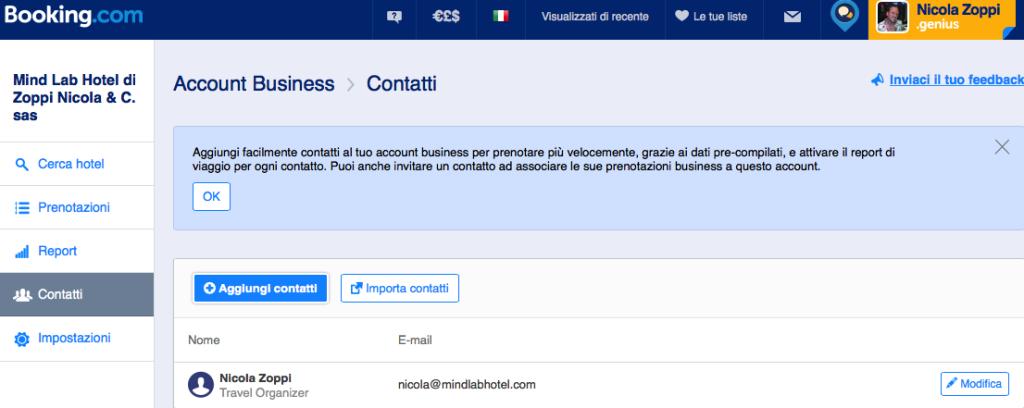 Booking.com Business Report