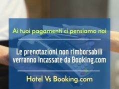 Pagamento via Booking.com