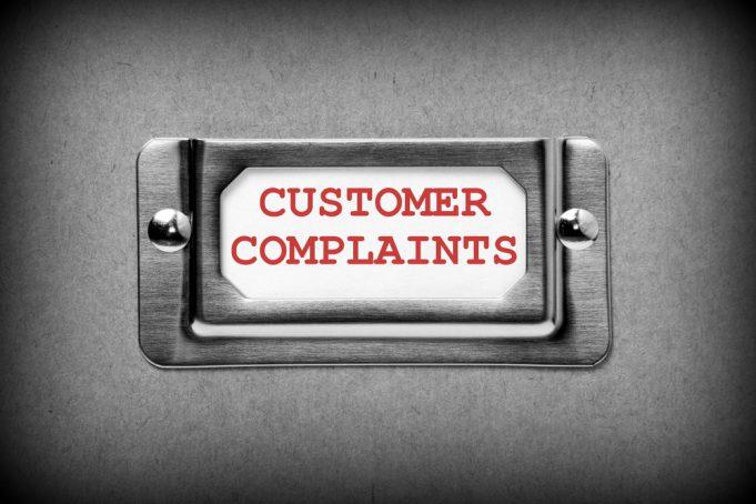 Hotel complaint