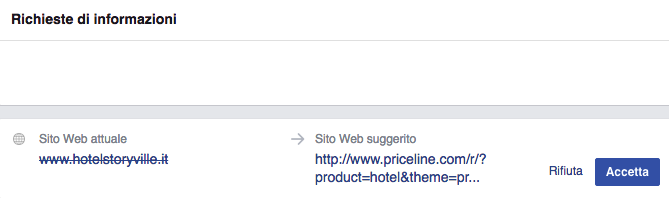 Priceline Spam