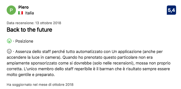 KViHotel Budapest recensioni
